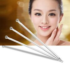 Blackhead Extractor Stainless Steel Comedone Acne Pimple Remover Needle Tool JL