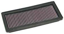 K&N AIR FILTER FOR FIAT PANDA 1.1 1.2 2003-2011 33-2870