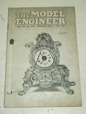 MODEL ENGINEER #2658 VOL 106, MAY 1ST 1952