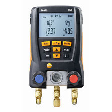Testo 550 Digital Manifold with Bluetooth 0563 1550