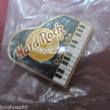 HARD ROCK CAFE Guam USA Piano Pin Collectible Music Hat Tie Tac Lapel