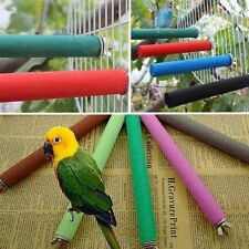 Pet Bird Claw Paw Chew Rod Toys Cockatiel Parakeet Budgie Parrot Stand Toy