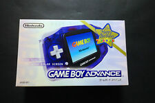 System GBA Game Boy Advance Midnight Blue 10th TOYS'R US Limited Nintendo Japan