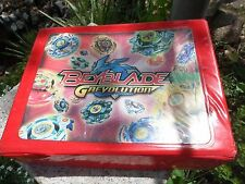 Beyblade Toy Revolution Red Carrying Storage Case