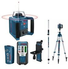 BOSCH GRL 300HV ROTARY LASER LEVEL ROTATION LASERS