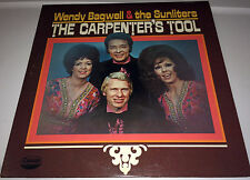 WENDY BAGWELL AND THE SUNLITERS..THE CARPENTER'S TOOL Gospel LP