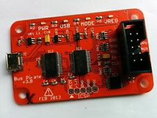 Bus Pirate v3.8 SPI I2C JTAG STK500 PIC24FJ64GA002 FT232RL