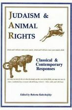 Judaism and Animal Rights: Classical and Contemporary Responses, , , Good, 1992-