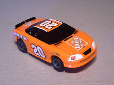 Life Like Nascar Chevrolet Home Depot # 20 slot car ho pour Tyco Afx etc new