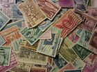 Old US stamp collection ALL DIFFERENT large USED USA 3 CENT FREE SHIPPING