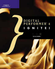 Digital Performer 4 Ignite, GREBLER, Excellent Book