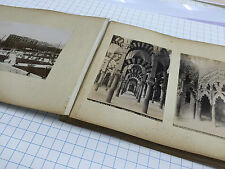 PHOTO ALBUM 1880, Jean LAURENT J. LACOSTE , LINARES , OSUNA , GARZON GRANADA