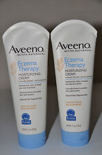 Aveeno Eczema Therapy Moisturizing Cream 7.3 oz 207g Pack of 2