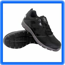 MENS  ULTRA LIGHTWEIGHT STEEL TOE CAP SAFETY TRAINER SHOES WORK SIZE UK10/44