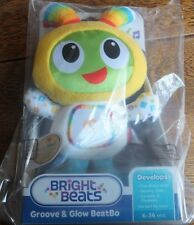 Fisher-Price - Bright Beats - Groove & Glow BeatBo - Childs Toy - Ages 6-36 Mths