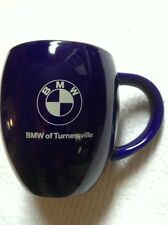 BMW Genuine Blue Ceramic Classic Mug - BMW of Turnersville