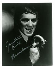 DARK SHADOWS! BARNABAS COLLINS AUTOGRAPH COPY! VERY NICE AUTOGRAPH PHOTO COPY F2