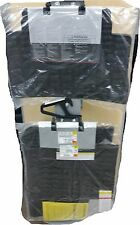 2007 TO 2015 Audi Q7 Genuine Factory 4 PIECE Rubber All Season Floor Mats -BLACK