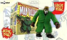 Kidrobot x MF Doom - Madvillain Madlib Vinyl Action Figure Stones Throw Medicom