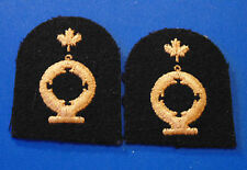 CANADA Armed Forces Canadian Navy Marine Electrician's Mate Trade badges