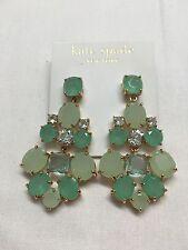 NEW Kate Spade New York KSNY Gumdrops Green Chandelier Drop Earring $98