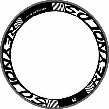 REYNOIDS Assault Road Bike Wheel Rim Sticker Decals Replacement Set For 2 RIMS