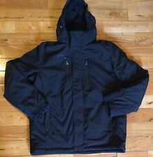 NWT Mens ZEROXPOSUR Black Therm-X Power Stretch Jacket Coat Size XL X-Large $220
