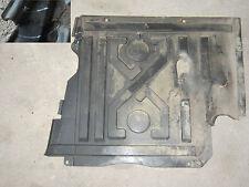 Unterbodenschutz 1686190538 unterfahrschutz Mercedes W168 A160 Avantgarde