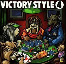 V/A - VICTORY STYLE IV CD (BLOOD FOR BLOOD, CAUSE FOR ALARM, HATEBREED, WARZONE)