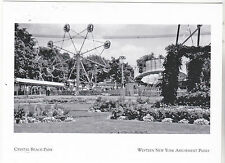 "*Postcard-""Scenic View of Crystal Beach Park""  -*NY Amusement Parks (#107)"