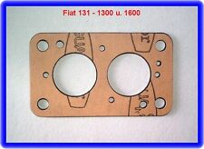 Vergaserflansch,Fiat 131-1300/1600,Isolator
