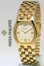 Patek Philippe 4850 18k Yellow Gold Ladies Watch +Box 4850/1