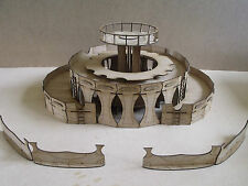 Alien Building Fowards Bases terrain scenery warhammer 40k wargames Eldar