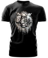 Iron Hands Riven T-Shirt - Size Medium - New Official Forge World Shirt