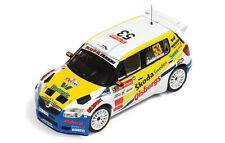 SKODA FABIA S2000 #53 S-WRC Rally Portugal 2010 RAM433 IXO 1:43 New