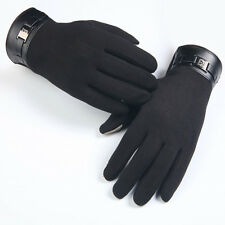 Muscle Man Full Finger Smartphone Touch Screen Cashmere Winter Gloves Mittens