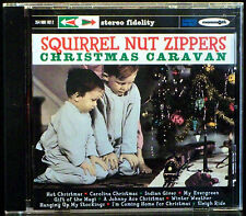Christmas Caravan by Squirrel Nut Zippers (CD, Oct-1998, Mammoth)