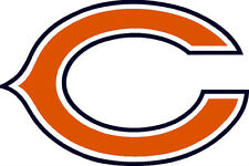 Chicago Bears NFL Color Die-Cut Decal / Car Sticker *Free Shipping