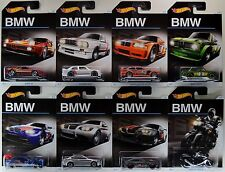 2016 Hot Wheels - Wal-Mart Exclusive - BMW - Set of 8