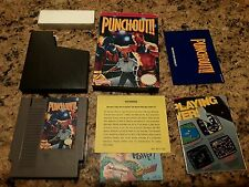 Punch Out NES Complete in Box CIB