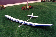 SAGITTA 900 Sailplane, Glider, 99 in WS RC AIrplane Printed Plans