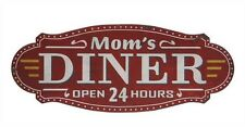 Mom's Diner Open 24 Hours