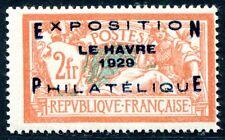 France 1929 239 ** cachet parfaitement le Havre 1000 € + + (s1183
