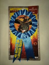 HOW TO TRAIN YOUR DRAGON 2 ~ Guest of Honor Ribbon ~ Birthday Party Decoration