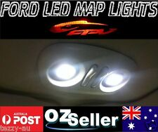 Ford Map Lights Upgrade 2x ULTRA WHITE LED Falcon XT AU BA BF FG G6 XR6 XR8 FPV