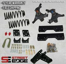"88-91 Silverado C-1500/Sierra Regular Cab 2WD 5"" Front & 7"" Rear Lowering Kit"