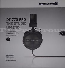 Beyerdynamic DT 770 PRO Headband Headphones - 80 Ohms. Made in Germany
