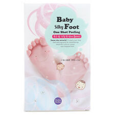 Holika Holika Baby Silky Foot One Shot Peeling 20ml x 2 pcs Freebie