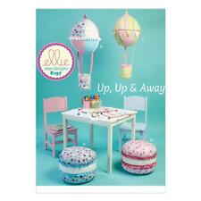 KWIK SEW SEWING PATTERN ELLIE MAE CUSHION HOT AIR BALLOON DECORATIONS K197