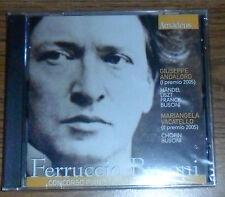 Giuseppe Andaloro + Mariangela Vacatello - Concorso Pianistico Ferruccio Busoni